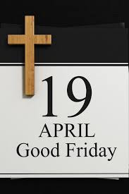 good friday 2 date